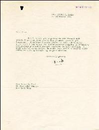 Autographs: REAR ADMIRAL RICHARD E. BYRD - TYPED LETTER SIGNED 09/22/1931