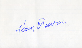 HARRY REASONER - AUTOGRAPH