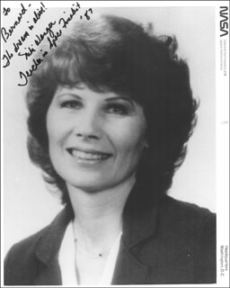 NIKI MASON WENGER - AUTOGRAPHED INSCRIBED PHOTOGRAPH 1987