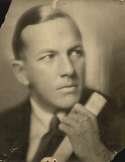 SIR NOEL COWARD - AUTOGRAPHED INSCRIBED PHOTOGRAPH