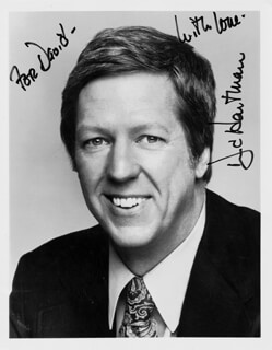 DAVID D. HARTMAN - AUTOGRAPHED INSCRIBED PHOTOGRAPH