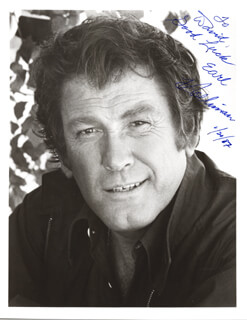 EARL HOLLIMAN - AUTOGRAPHED INSCRIBED PHOTOGRAPH 01/20/1987