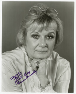 NORMA CONNOLLY - AUTOGRAPHED INSCRIBED PHOTOGRAPH