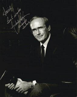 GOVERNOR RICHARD H. BRYAN - AUTOGRAPHED INSCRIBED PHOTOGRAPH