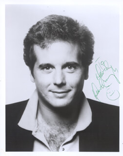 DESI ARNAZ JR. - AUTOGRAPHED INSCRIBED PHOTOGRAPH