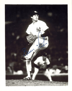 BRIAN FISHER - AUTOGRAPHED SIGNED PHOTOGRAPH