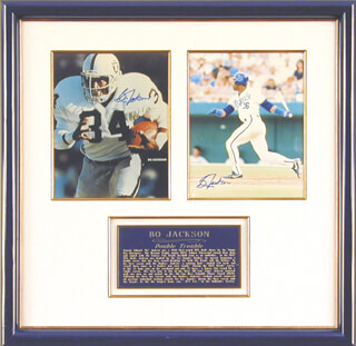 BO JACKSON - COLLECTION