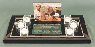 ARNOLD PALMER - COLLECTION WITH LEE TREVINO, BILLY CASPER, JACK NICKLAUS, GARY PLAYER, CHI CHI (JUAN) RODRIGUEZ