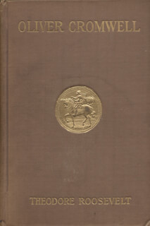 PRESIDENT THEODORE ROOSEVELT - BOOK UNSIGNED