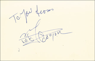DICK GREGORY - INSCRIBED BOOK SIGNED